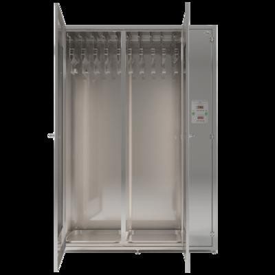 Шкаф «СПДС-10-ШСК». Система продувки и сушки каналов